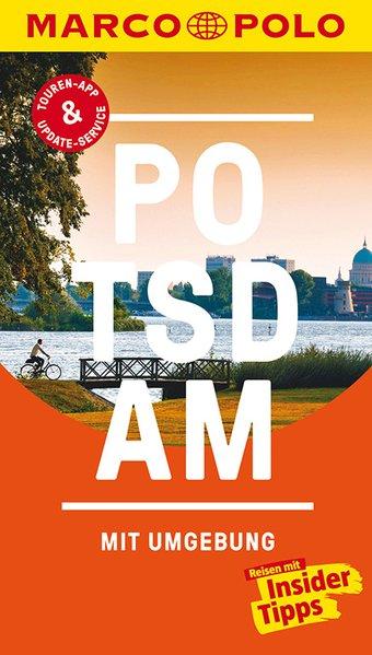 MARCO POLO Reiseführer Potsdam mit Umgebung. Re...