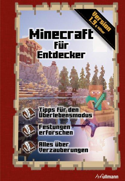 Minecraft: Minecraft für Entdecker - Stéphane P...