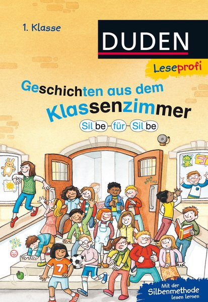 Leseprofi – Silbe für Silbe: Geschichten aus de...