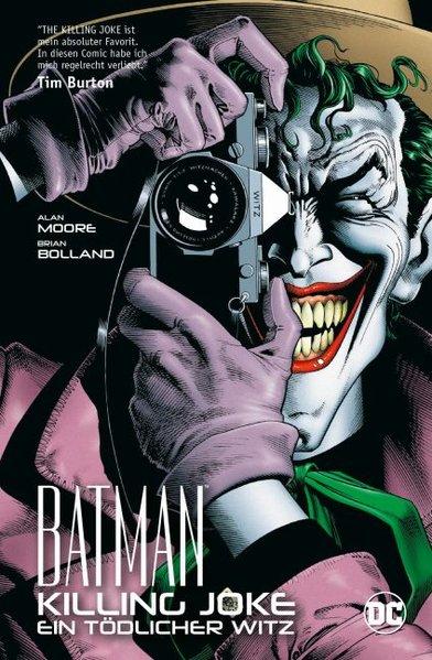 Batman: Killing Joke - Ein tödlicher Witz - Bri...