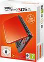 New Nintendo 3DS XL orange schwarz