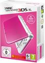 New Nintendo 3DS XL weiß pink