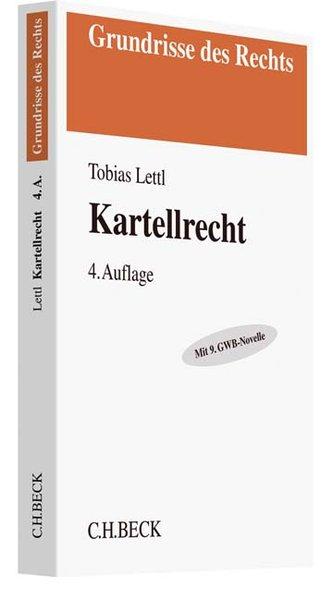 Kartellrecht - Tobias Lettl [Taschenbuch]