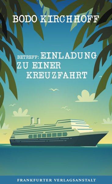 Betreff: Einladung zu einer Kreuzfahrt - Bodo K...
