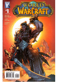World of Warcraft: Vol.1 - Walter & Louise Simonson [Paperback]