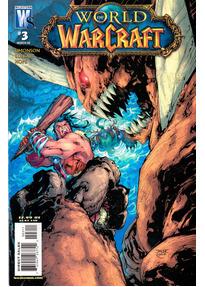 World of Warcraft: Vol.3 - Walter & Louise Simonson [Paperback]