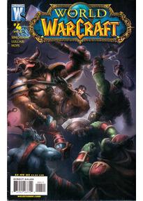 World of Warcraft: Vol.4 - Walter & Louise Simonson [Paperback]