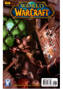 World of Warcraft: Vol.8 - Walter & Louise Simonson [Paperback]