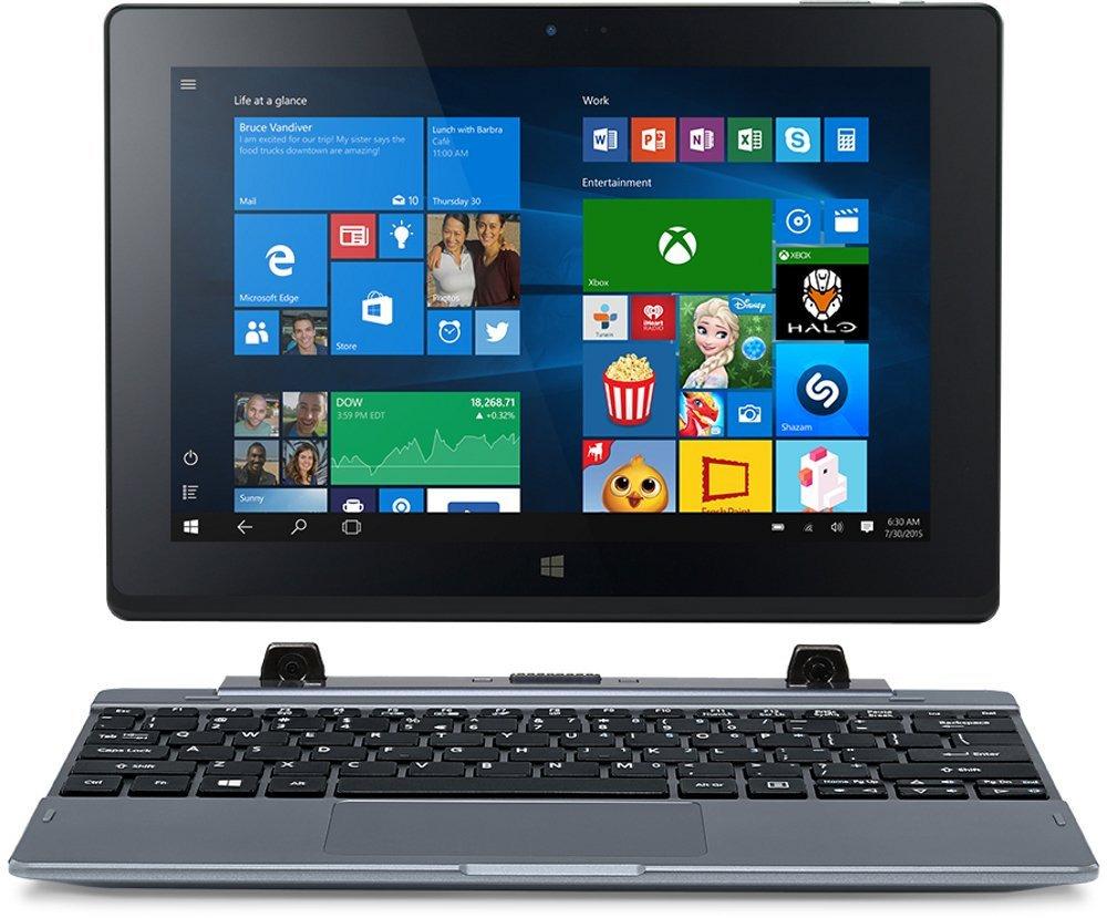 Acer Aspire One 10 10,1 1,33 GHz Intel Atom Z3735F 32GB eMMC [Wi-Fi, inkl. Keyboard Dock] grau