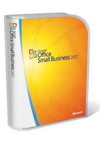 Microsoft Office Small Business 2007 - englisch