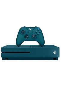 microsoft xbox one s 500 gb inkl wireless controller. Black Bedroom Furniture Sets. Home Design Ideas