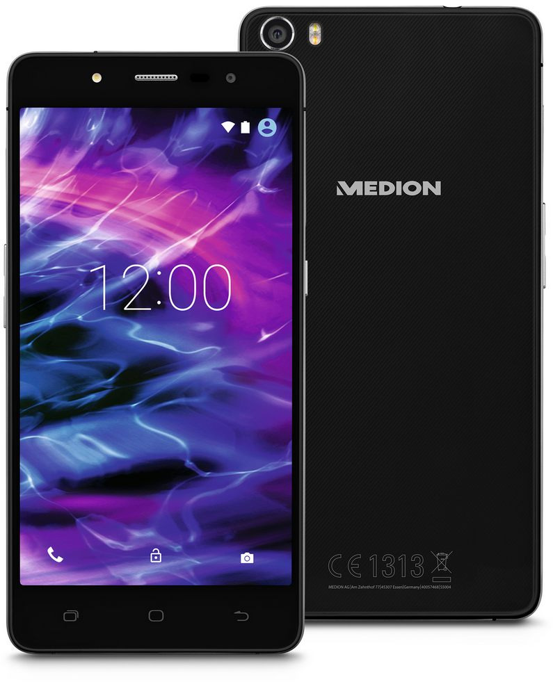 Medion Life S5004 16GB schwarz