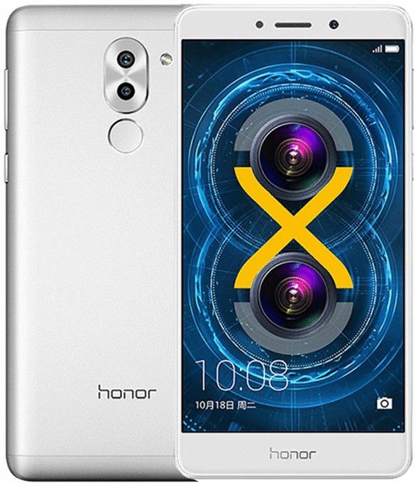 Huawei Honor 6X 32GB silber