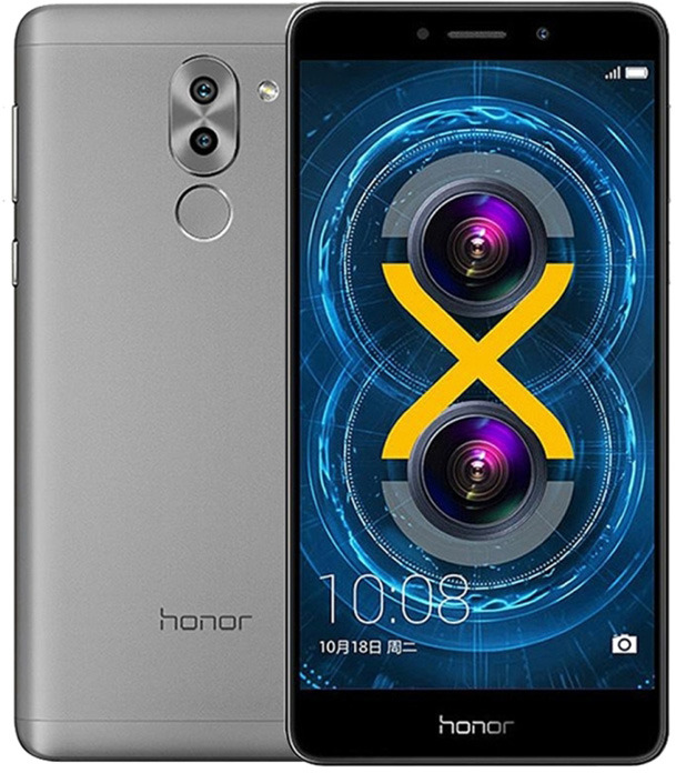 Huawei Honor 6X 32GB grau