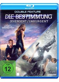 Die Bestimmung - Allegiant / Insurgent [2 Discs]