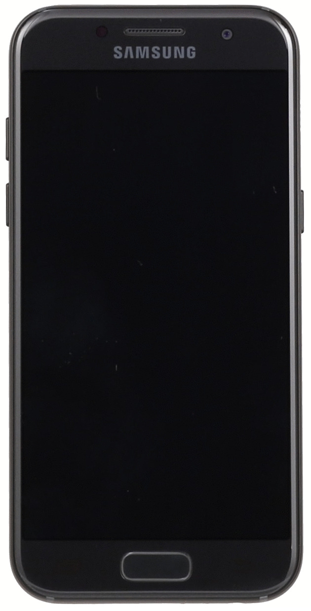 Samsung A320F Galaxy A3 (2017) 16GB black sky