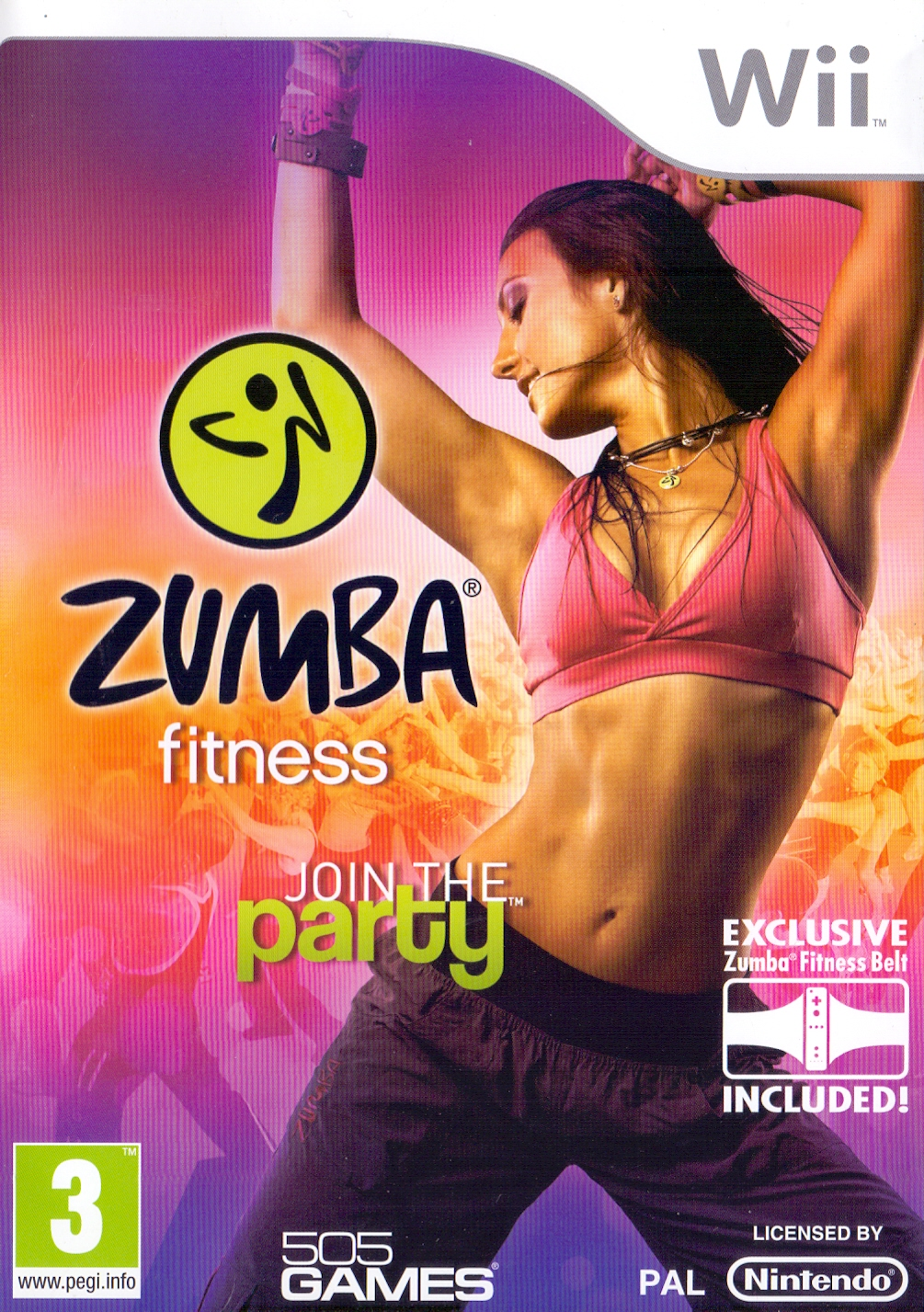 Zumba Fitness: Join the Party [Internationale V...