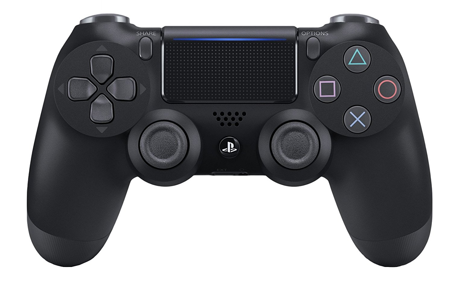 Sony PS4 DualShock 4 Wireless Controller schwarz [2. Version]