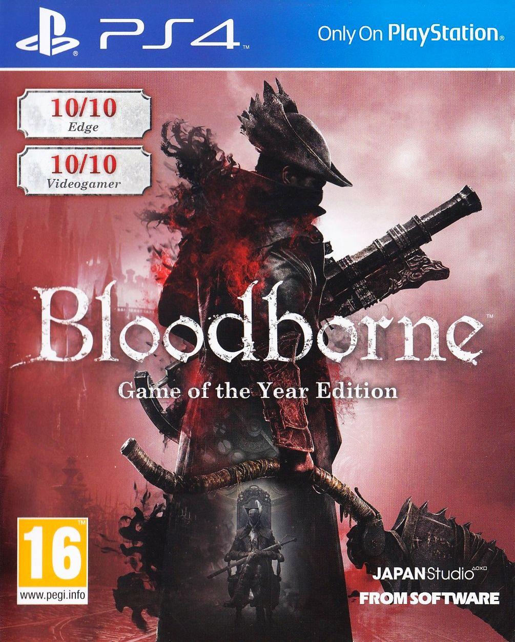 Bloodborne [Game of the Year Edition, Internati...