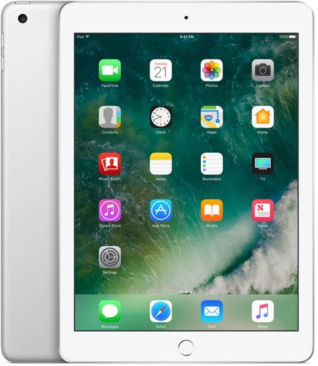 Apple iPad 9,7 32GB [Wi-Fi, Modell 2017] silber
