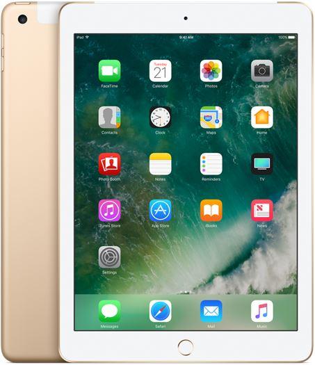 Apple iPad 9,7 128GB [Wi-Fi + Cellular, Modell 2017] gold