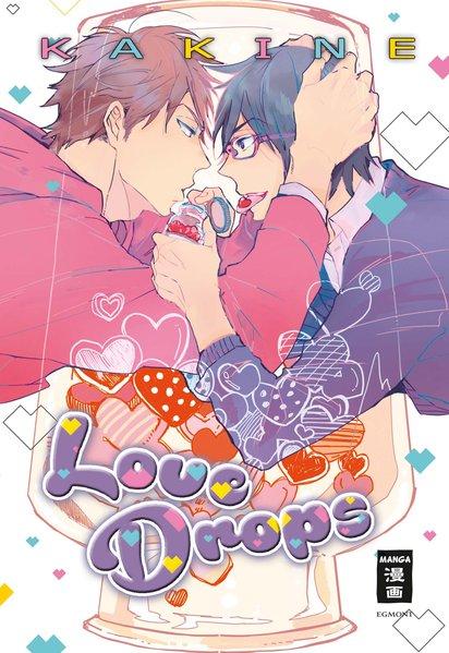 Love Drops - Kakine [Taschenbuch]