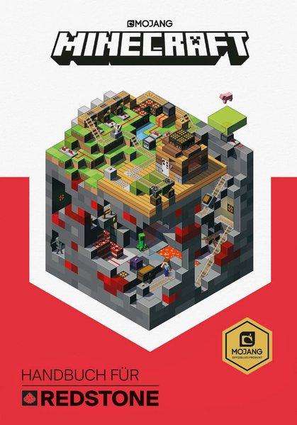 Minecraft - Handbuch für Redstone [Gebundene Au...