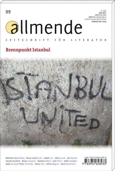 allmende 99. Zeitschrift für Literatur [Taschen...