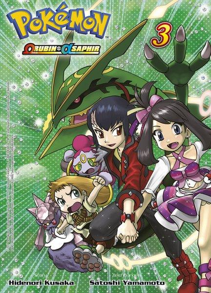 Pokémon Omega Rubin und Alpha Saphir. Bd. 3 - S...