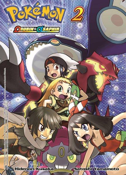 Pokémon Omega Rubin und Alpha Saphir. Bd. 2 - S...