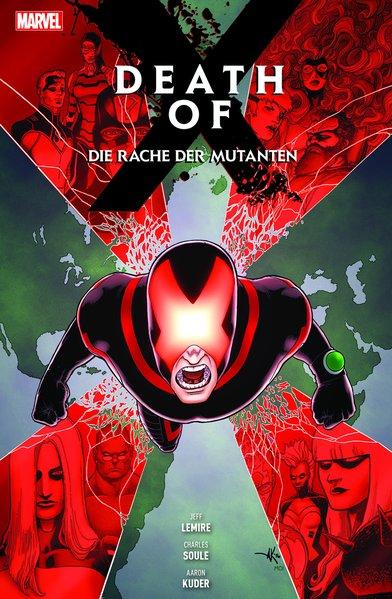 Death of X: Die Rache der Mutanten - Charles So...