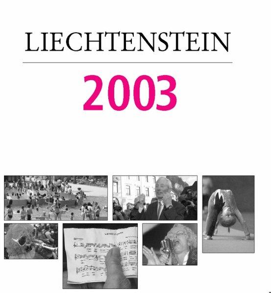 Liechtenstein 2003 [Gebundene Ausgabe]