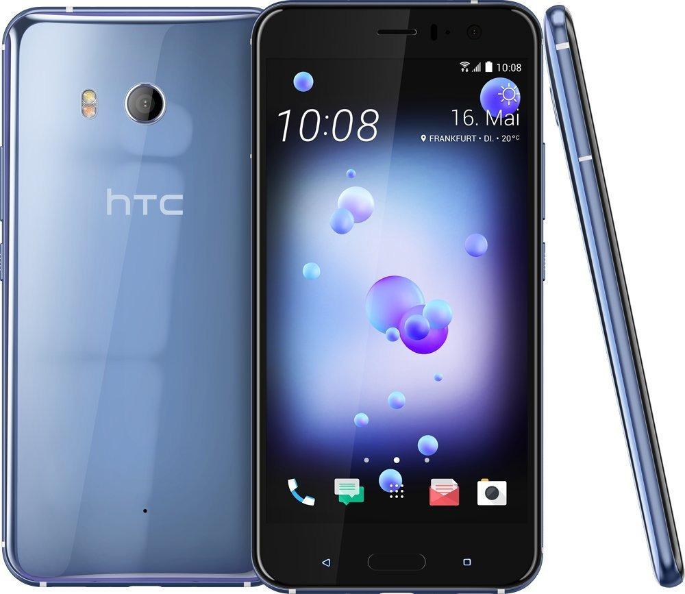 HTC U11 Dual Sim 64GB amazing silver