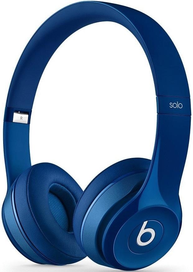 Beats by Dr. Dre Solo² glänzend blau