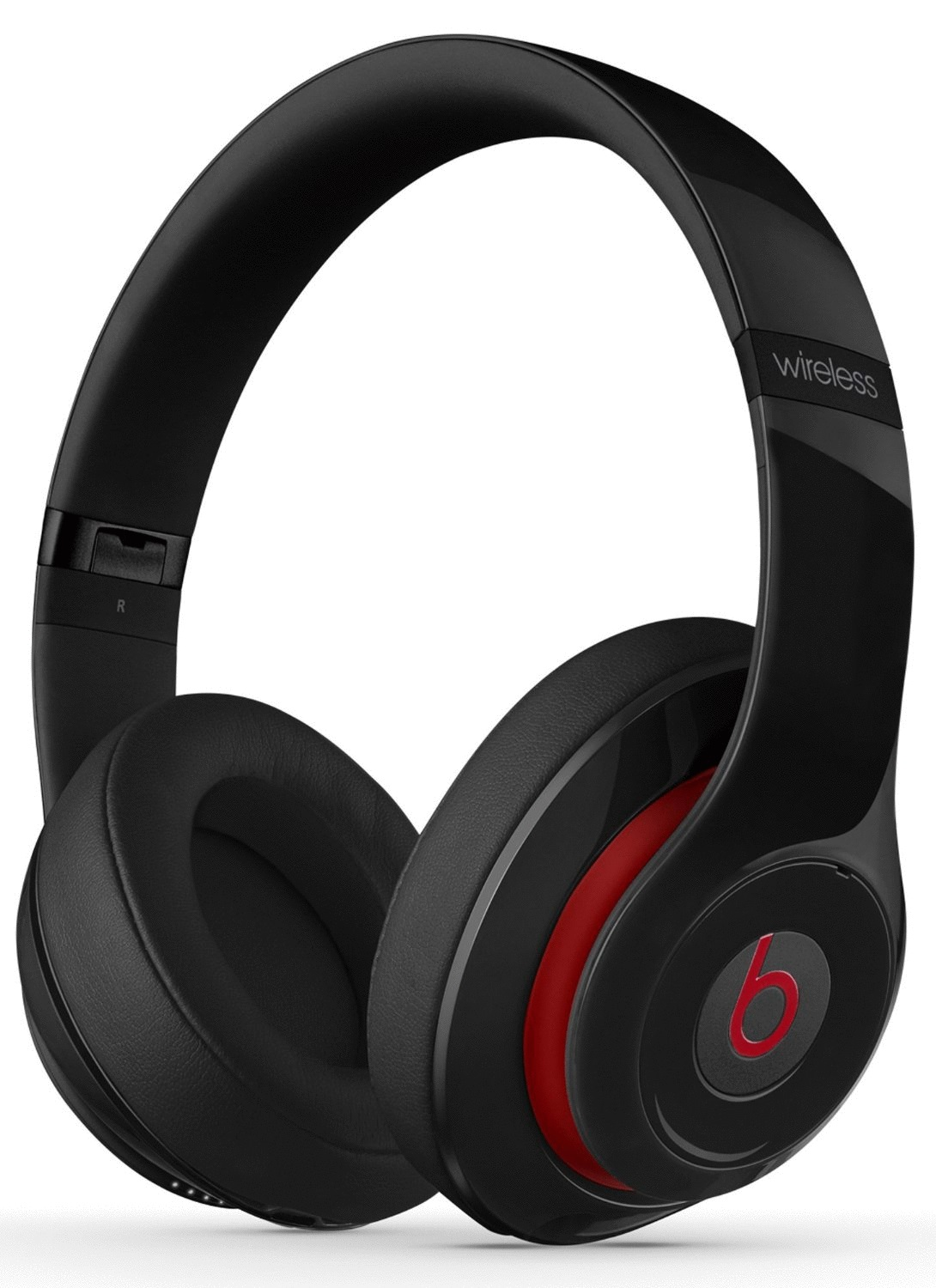 Beats by Dr. Dre Studio Wireless noire/rouge
