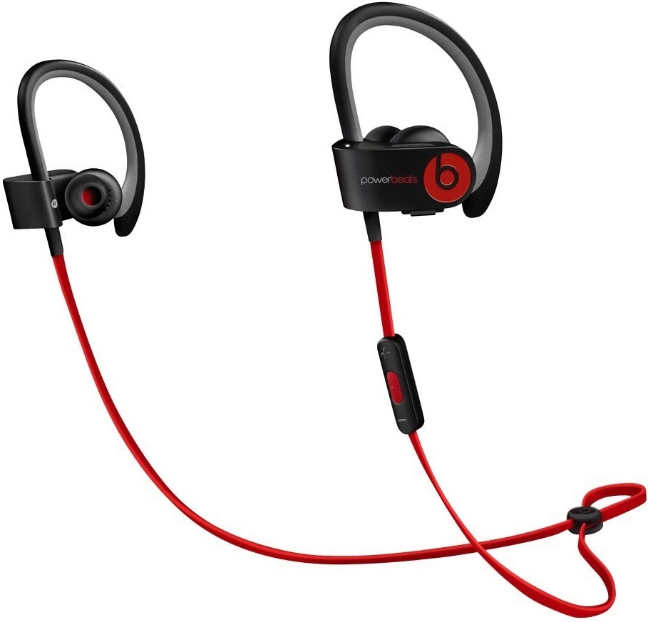 Beats by Dr. Dre Powerbeats² wireless zwart