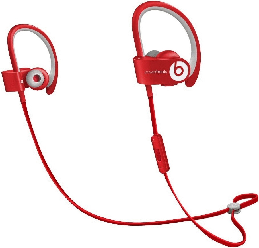 Beats by Dr. Dre Powerbeats² Wireless rot