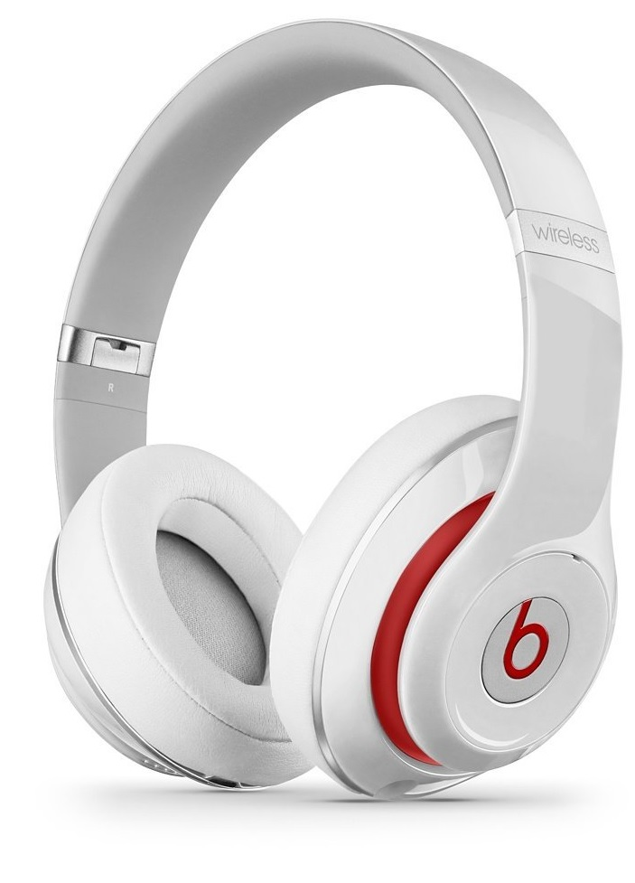 Beats by Dr. Dre Studio Wireless blanc