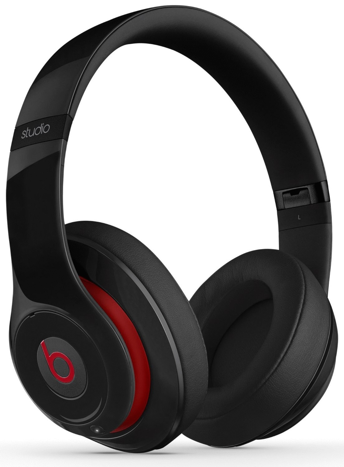 Beats by Dr. Dre Studio 2.0 noir/rouge