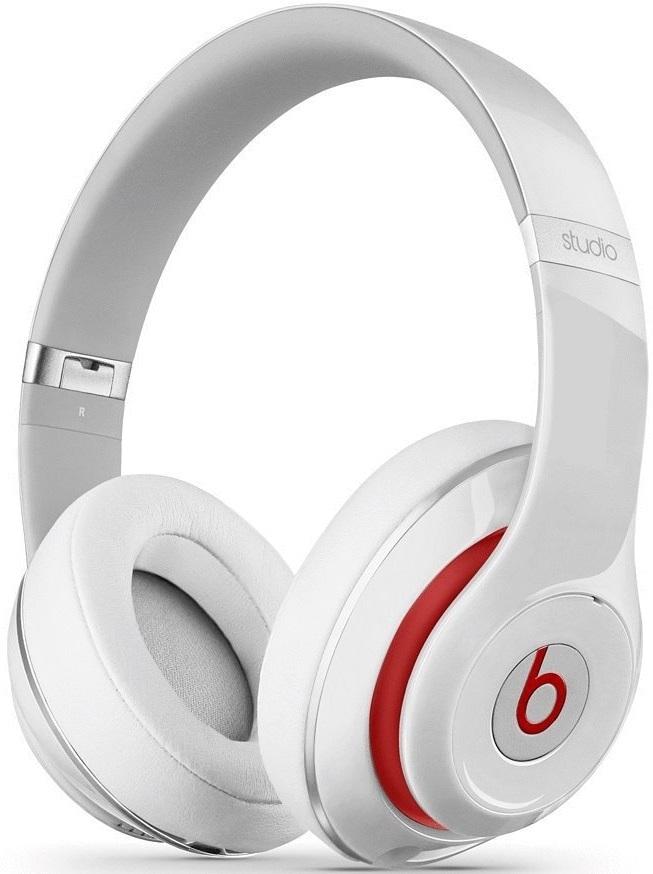 Beats by Dr. Dre Studio 2.0 blanc