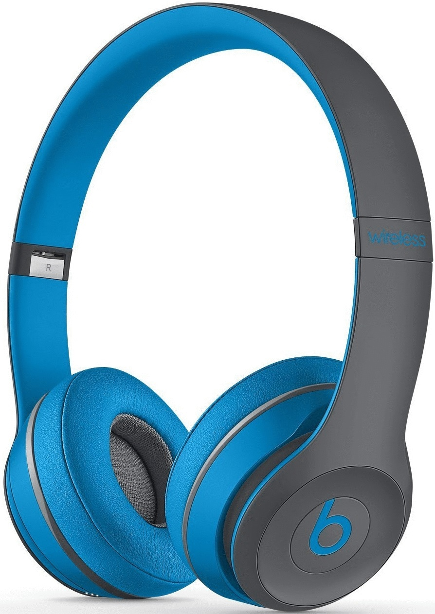 Beats by Dr. Dre Solo² Wireless flash blue