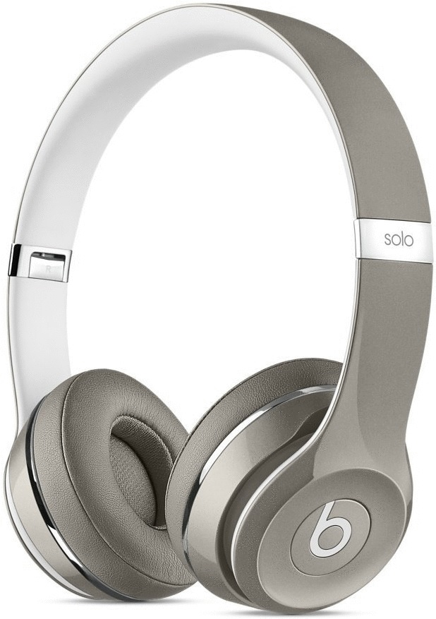 Beats by Dr. Dre Solo² Luxe Edition silber