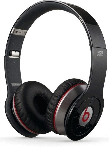 Beats by Dr. Dre wireless black