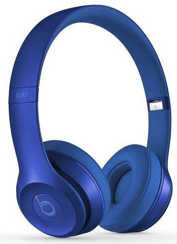 Beats by Dr. Dre Solo² sapphire blue