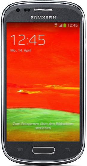 Samsung I8200 Galaxy S III mini 8GB [Value Edition] zwart