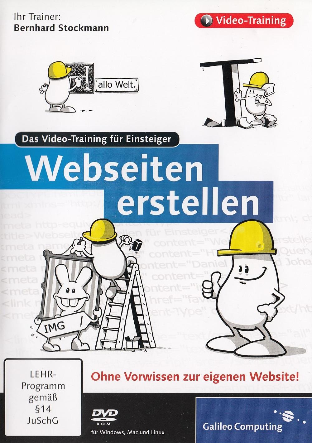 Webseiten erstellen: Das Video-Training für Ein...