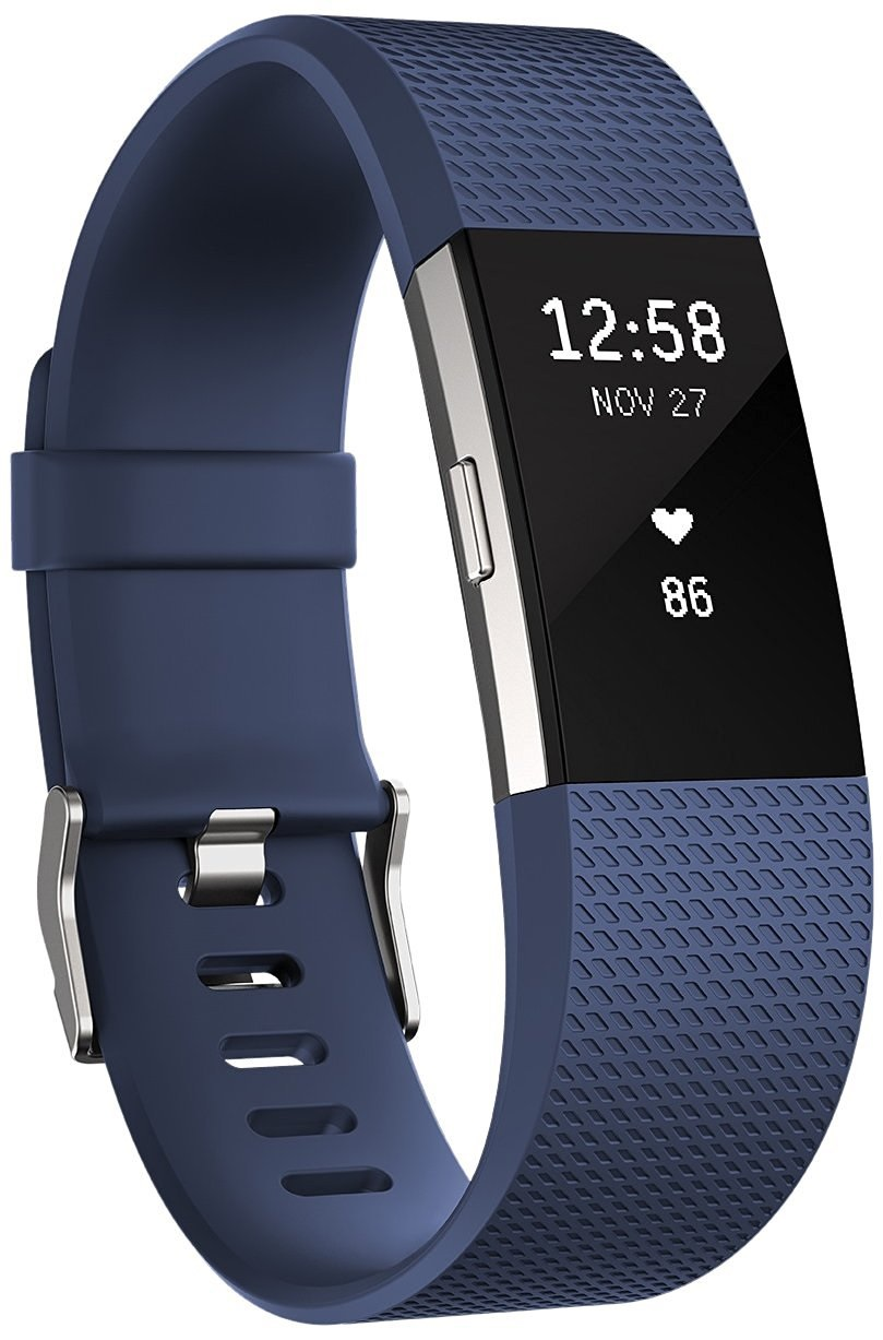 Fitbit Charge 2 Small blau