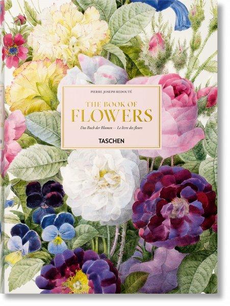 Redouté. The Book of Flowers [Gebundene Ausgabe]