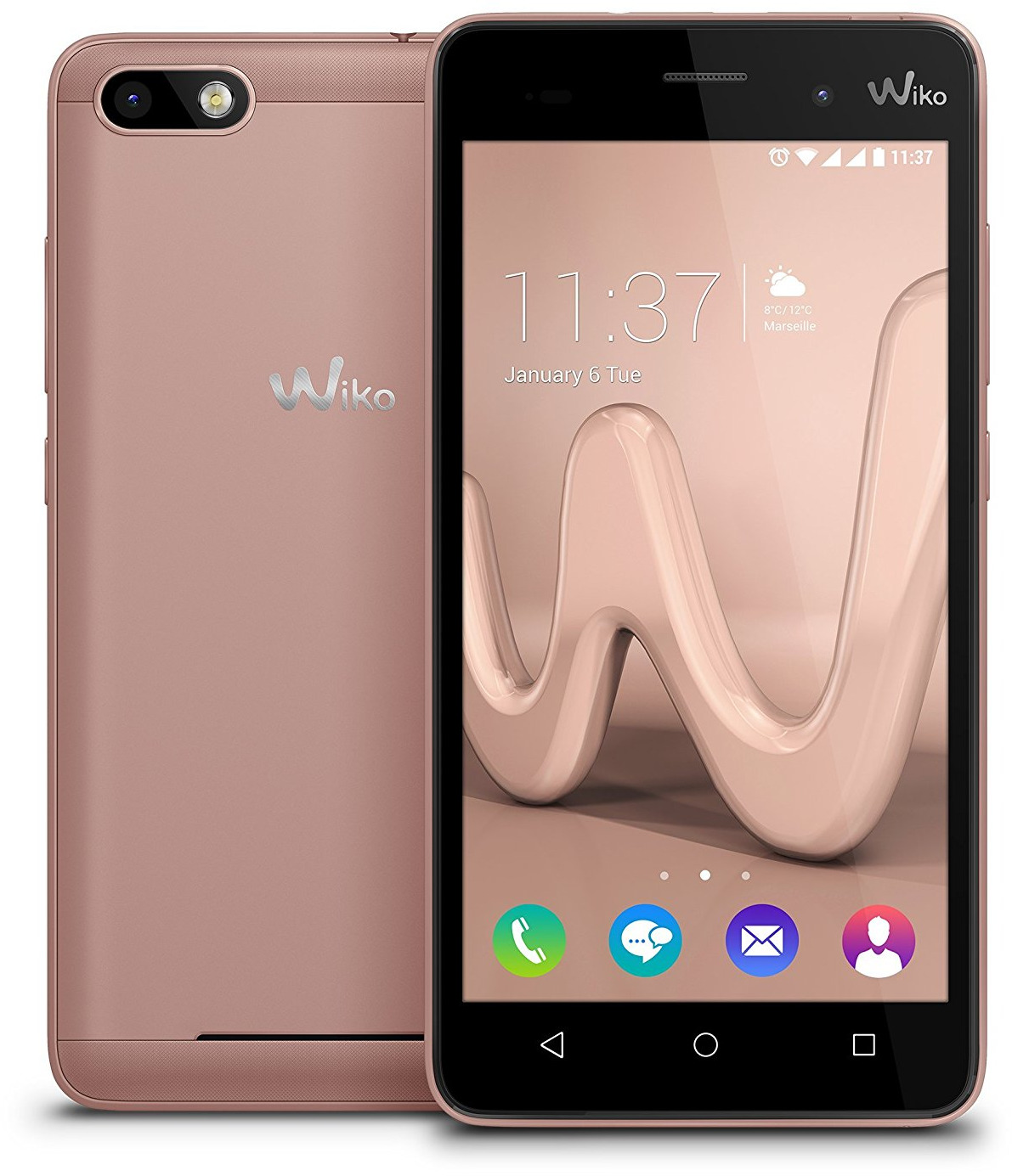 Wiko Lenny 3 16GB rose gold