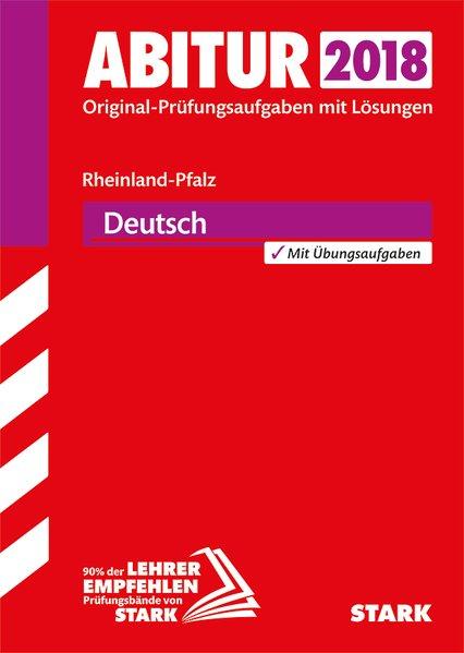 Abiturprüfung Rheinland-Pfalz - Deutsch [Tasche...